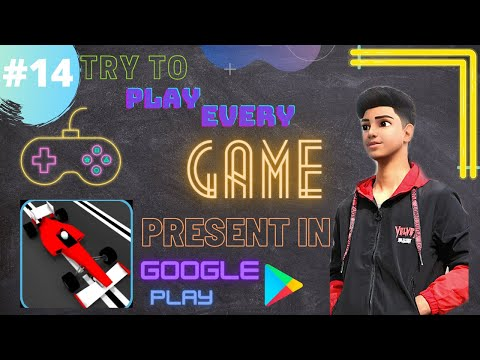 Slot racing //#gameplay//#PEKA//playing every game present in playstore//car racing game