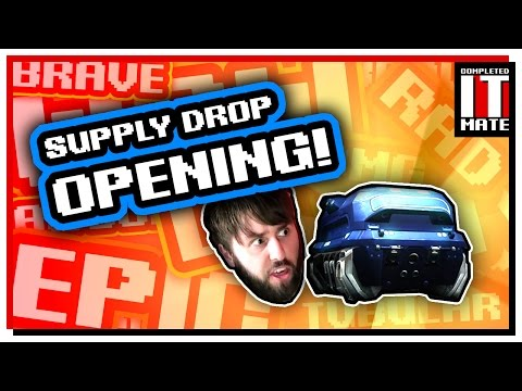Oh Wow! Supply Drop Opening!