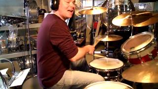 SUPER FREAK DRUM LESSON * RICK JAMES