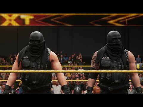 WWE 2K18 Authors of Pain Entrance Video