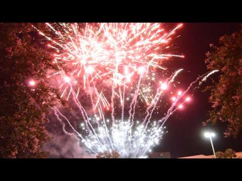4th of July Fireworks Show 2016