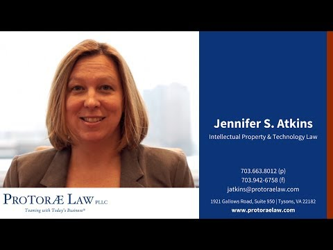 Jennifer S. Atkins, Intellectual Property & Technology Attorney at Protorae Law