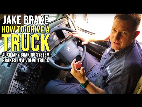 How To Drive A Truck - How To Use  The...