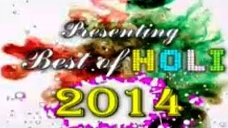 Best Of Bhojpuri Holi Video Songs 2014 [ Sexy & Hot Holi Videos ]