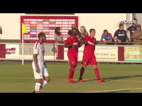 FC Twente boekt eerste zege tegen profclub in voorbereiding