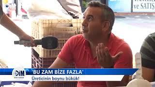 'BU ZAM BİZE FAZLA' Üreticinin boynu bükük! - HABERLER