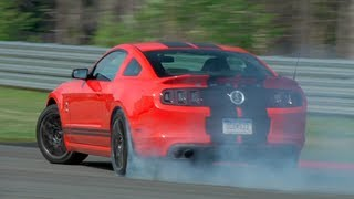 Ford Shelby GT500 v Chevrolet Camaro ZL1 : Street & Circuit - /CHRIS HARRIS ON CARS