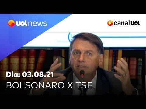 Bolsonaro fala de