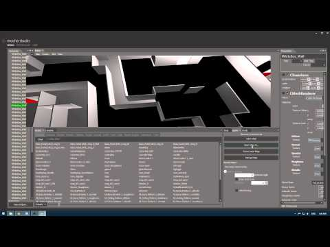 Subject REDACTED - Level Building in Mocha Studio (RC Level)