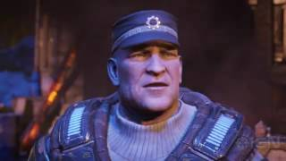 Gears of War 4 The Movie (All Cutscenes)