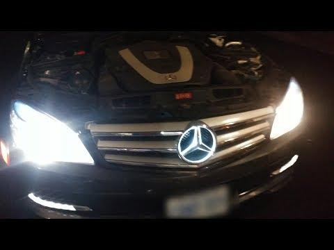 Install Mercedes Benz Star Light Mod