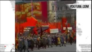 Первомай в Москве: новые лица и старые лозунги