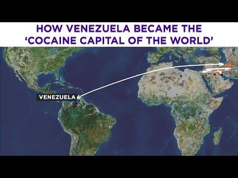 How Venezuela became 'the cocaine capital of the world'
