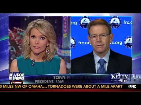 Tony Perkins on FOX's The Kelly File: Meriam Ibrahim, Sudanese Christian Sentenced to Death