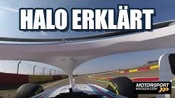 Formel 1 2018 erklärt: So funktioniert Halo (Technik)