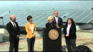 Lt Governor Guadagno: New Jersey Leading the way in Renewable Solar Energy