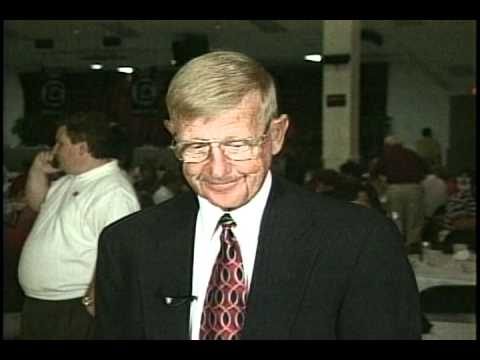 Lou Holtz Caught on Camera Rants Against New Intern