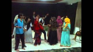 Tentacle IAIN Surakarta - Flash Mob