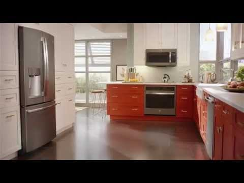Ge Appliances Exclusive Slate Finish Youtube
