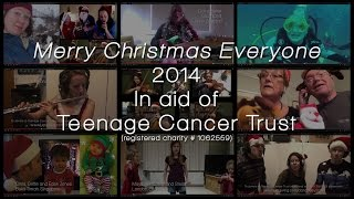 Merry Christmas Everyone, Shakin Stevens cover, 2014 in aid of Teenage Cancer Trust