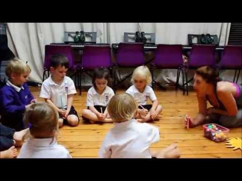 Kindergarten Afternoon Activities Yoga