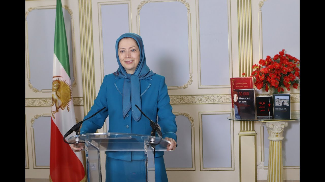 MESSAGE OF MARYAM RAJAVI TO A CONFERENCE ON THE 1988 MASSACRE OF POLITICAL PRISONERS IN IRAN