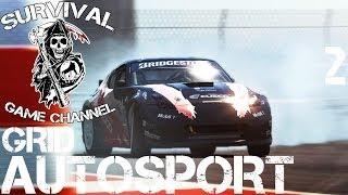 GRID Autosport Прохождение На Русском #2 — ПРАВИЛЬНАЯ МЕХАНИКА