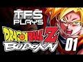 TFS Plays: DBZ Budokai - 1 - Lets Do The Time Warp!
