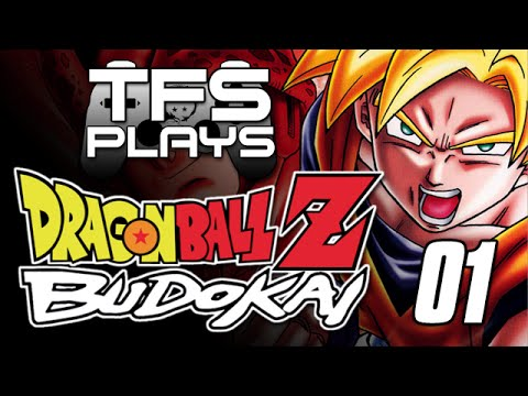 TFS Plays: DBZ Budokai - 1 - Lets Do The Time Warp!