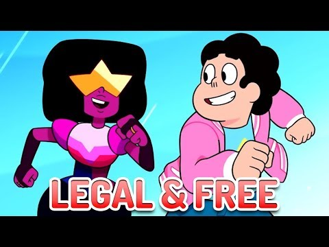 How To Watch Steven Universe: The Movie For FREE, LEGALLY! (USA Only)