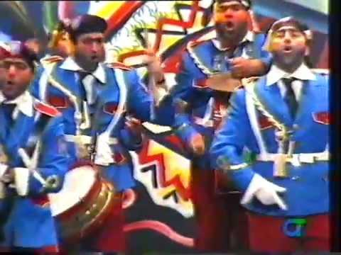 Chirigota Banda de Música de Cagarrutas del Monte PRELIMINARES 'Present. Pasodobles' Carnaval 1997