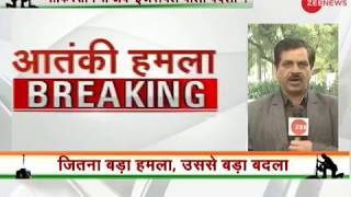 PM Modi chairs CCS meet on Awantipora suicide attack