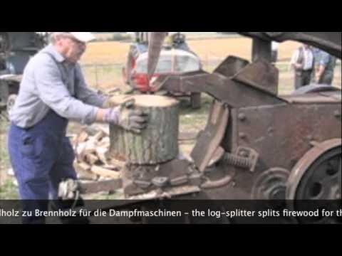 Holzspalter - Log-splitter
