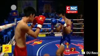 Khmer boxing yen dina vs phit noy (thai)