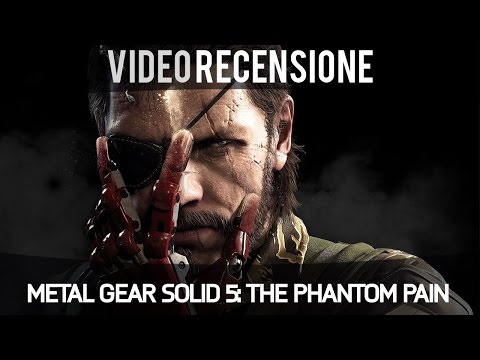 Metal Gear Solid 5: The Phantom Pain - Recensione ITA - Gameplay HD