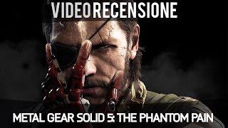 Metal Gear Solid 5: The Phantom Pain - Recensione ITA - Gameplay HD