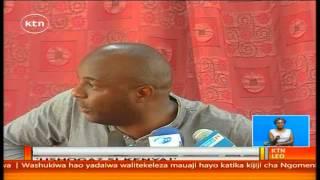 Mbunge wa Kiharu Irungu Kang'ata adai kuwa makundi ya mashoga na wasagaji yanaiifadhili mahakama
