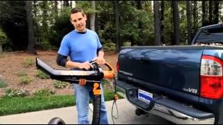 WORX WG502 TriVac Delux Blower - Mulcher - Vacuum