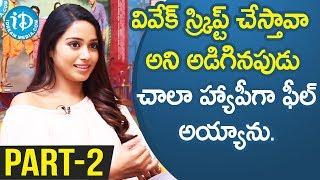 Brochevarevarura Team Interview Part 2 Sree Vishnu Nivetha Talking Movies With iDream
