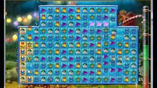 Fishdom Frosty Splash (levels 2300 to 2302)