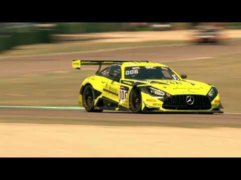 GetSpeed GT World Challenge Endurance Imola 2020