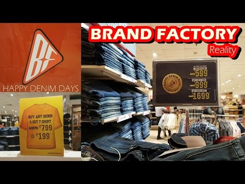 Reality of Brand factory Happy Denim days offers 2017 | MUST WATCH | THANE GHODBUNDER ROAD