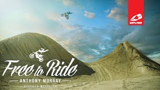 EVS | Free To Ride - Anthony Murray Freeride Ocotillo Wells