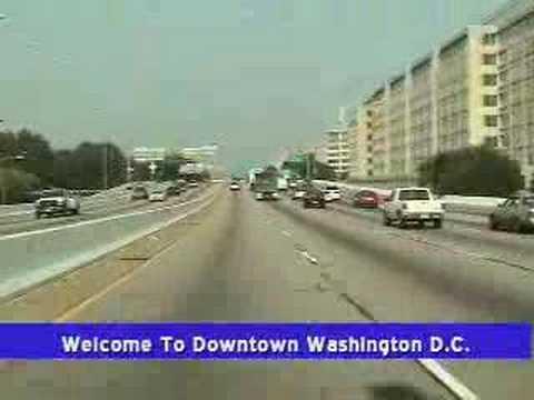 Washington DC Freeway Tour