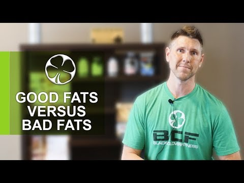 Omaha Fitness: The Truth About Fats
