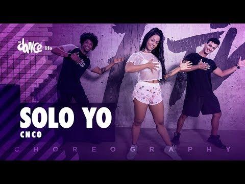 Solo Yo - CNCO | FitDance Life (Coreografía) Dance Video