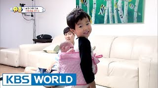 "Seung-jae, ""I wish I had a little sister"" [The Return of Superman / 2017.05.28]"