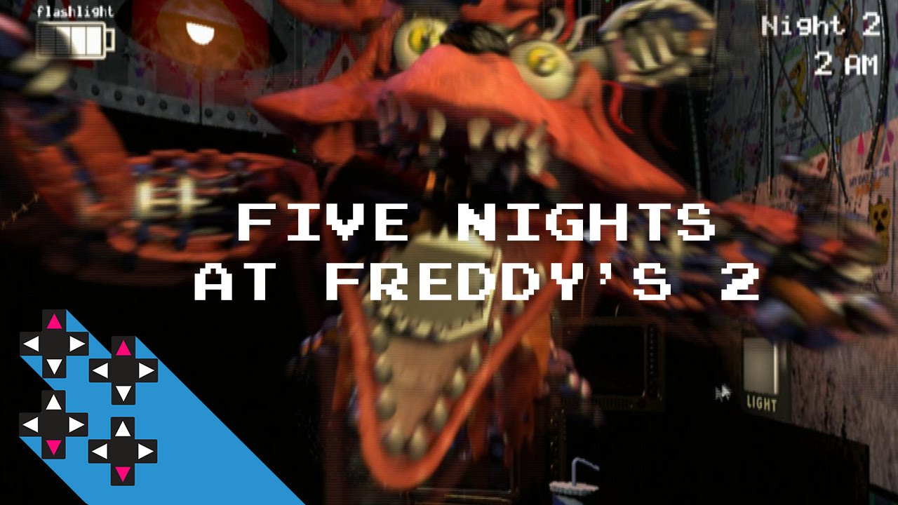 five nights at freddys 2 online game