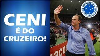 Detalhes da ida de Rogério Ceni para o Cruzeiro