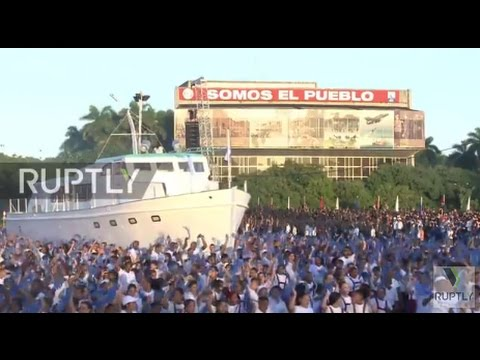 Cuba: Havana celebrates 60 years since the late Fidel sparked Cuban Revolution